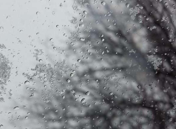 Киевлян предупредили про мокрый снег