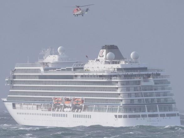 У Норвегії оголосили про евакуацію 1300 осіб із круїзного лайнера