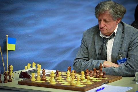 Украинский шахматист стал победителем турнира в Германии