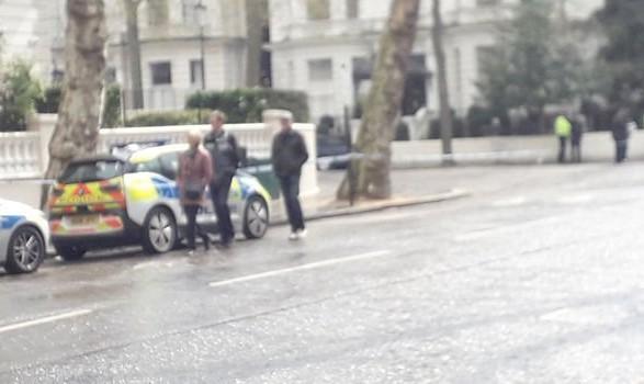 Инцидент с авто посла Украины в Лондоне: новые подробности
