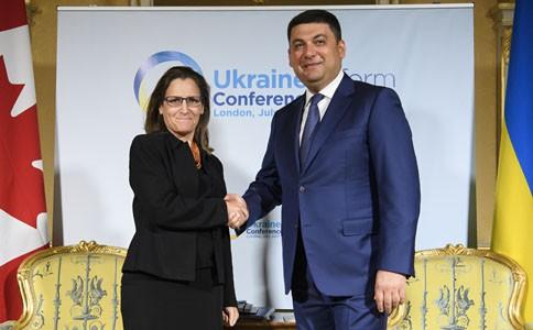 Україна та Канада обговорили перебіг виборчої кампанії