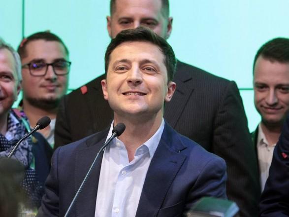 Чехія привітала Зеленського з перемогою на президентських виборах