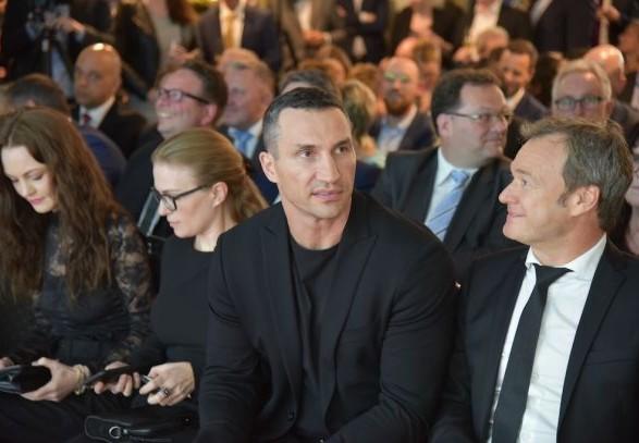 """Володимир Кличко отримав німецьку нагороду """"Інноватор року"""
