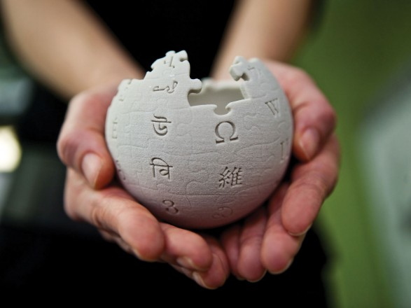 В Китае заблокировали Wikipedia