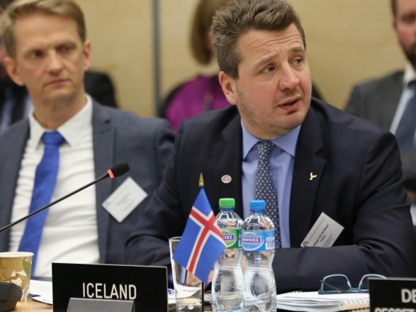Ісландія висловила стурбованість нарощуванням з боку РФ військового потенціалу в Арктиці