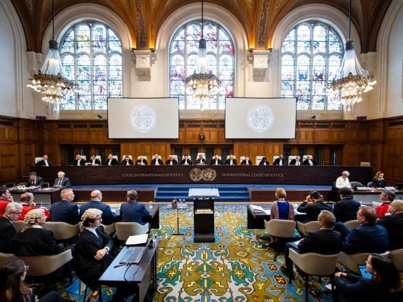 Зеркаль оприлюднила заяву України у суді ООН за позовом проти РФ