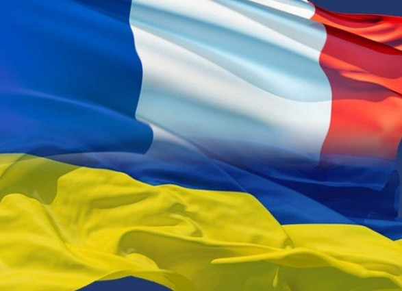 Франция и Украина будут развивать двусторонние проекты — Макрон