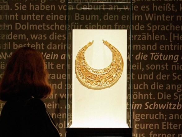 """Суд Амстердама відклав винесення рішення щодо """"скіфського золота"""" ще на певний час"""