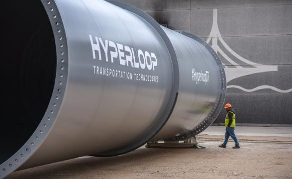 Саудовская Аравия заключила соглашение с Hyperloop о создании самого д