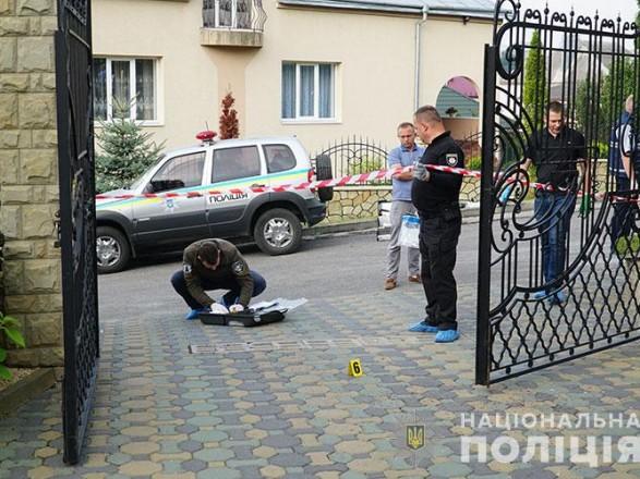 Вибух на Тернопільщині: стали відомі подробиці стану ректора