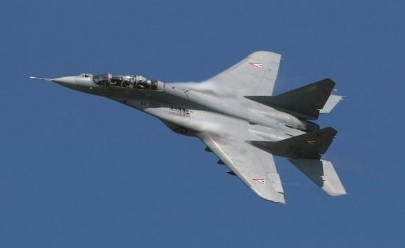 Влада Словаччини припинила польоти радянського винищувача МіГ-29