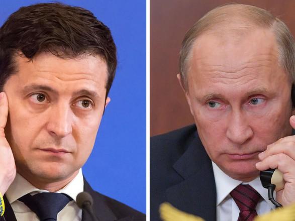 У Росії відреагували на заклик опублікувати стенограму Зеленського і Путіна