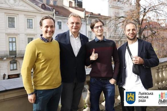 """У Львові відбувся саміт """"нічних мерів"""" Вільнюса, Лондона та Будапешта"""