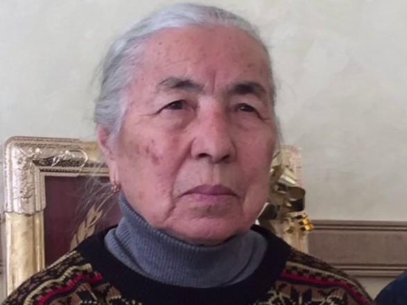 Оккупанты задержали на КПВВ легендарную 82-летнюю крымскотатарскую активистку