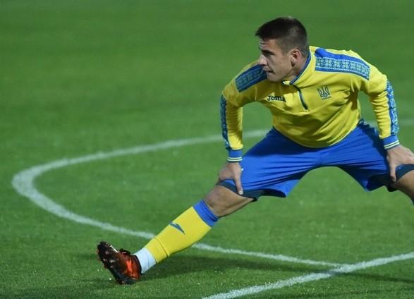 Игрок 'Динамо' получил дополнительный вызов в сборную Украины