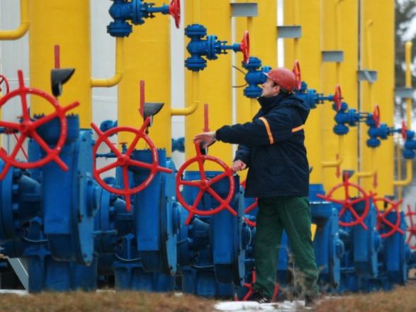 Украина сократила заполненность ПХГ газом до 69%