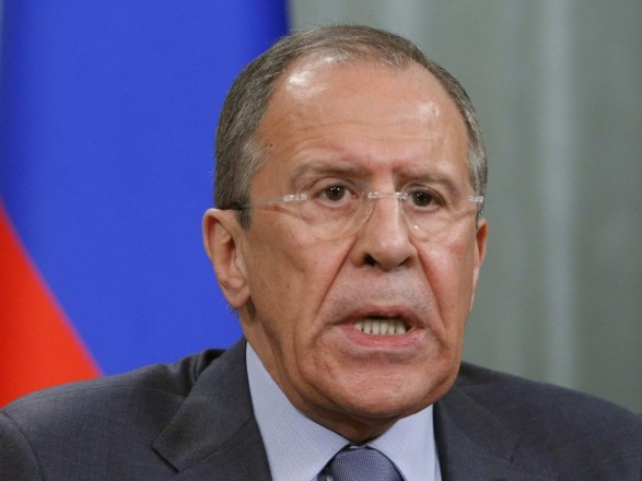Лавров поділився враженнями від зустрічі Зеленського і Путіна