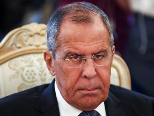 """Лавров прокоментував """"втручання"""" України в вибори в США"""