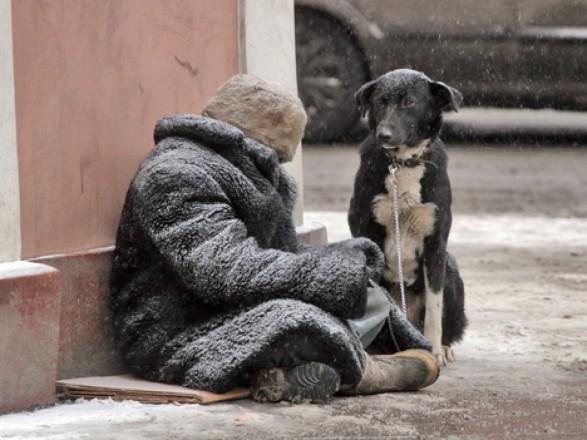 Рада приняла законопроект о предоставлении убежища бездомным лицам