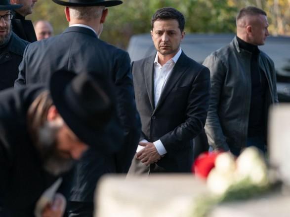 Зеленский посетит Израиль по случаю годовщины освобождения концлагеря