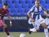 Український футболіст увійшов в символічну збірну туру іспанського чемпіонату