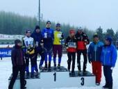 Паралімпійська збірна України з біатлону та лижних перегонів здобула низку медалей на етапі КС