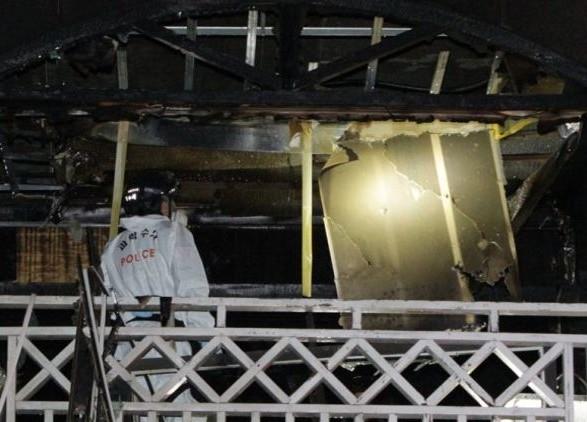 В результате взрыва в мотеле на востоке Южной Кореи погибли 4 человека