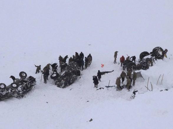 Схода лавин в Турции: число погибших возросло до 38 человек