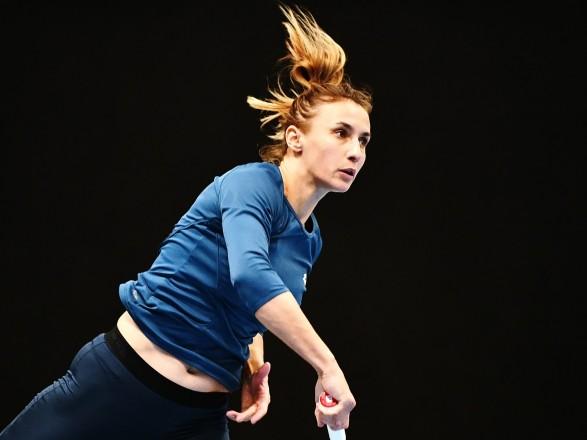 Киевлянка Цуренко пробилась в 1/2 финала турнира в Каире