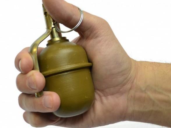 Житель Кировоградской области угрожал взорвать судью гранатой