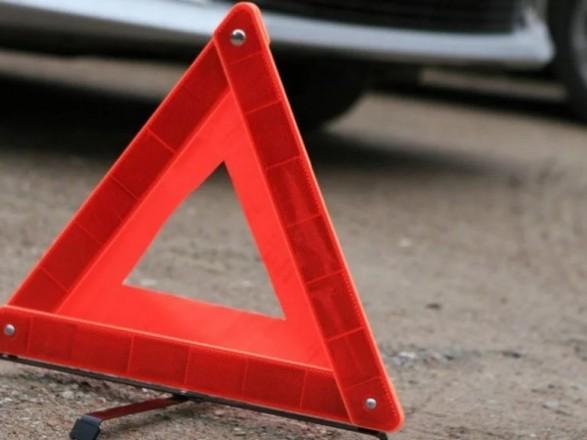 За сутки в Киеве произошло девять ДТП с пострадавшими