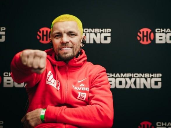 Укус в шею: украинскому боксеру Редкачу вдвое уменьшили дисквалификацию