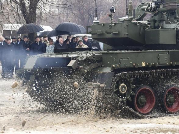 В СНБО обнародовали данные о финансировании оборонного заказа в 2020 году