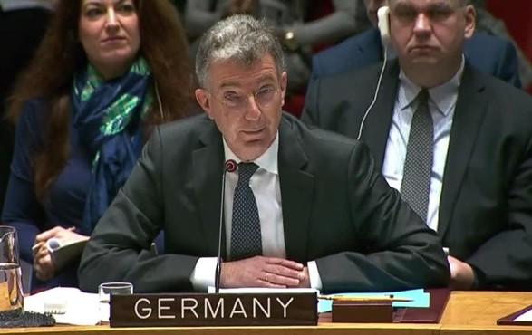 Германия напомнила Совбезу ООН о Будапештском меморандуме