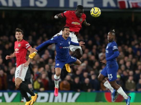 'Манчестер Юнайтед' праздновал победу в центральной игре тура АПЛ