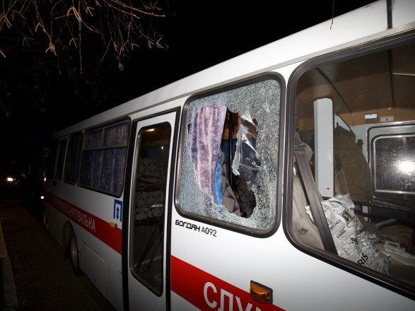 Беспорядки в Новых Санжарах: стало известно, кого именно задержали полицейские