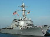 Есмінець ВМС США зайшов у Чорне море