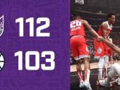 """Сутичка з гравцями суперника та перемога: Лень дебютував за """"Сакраменто"""" в НБА"""