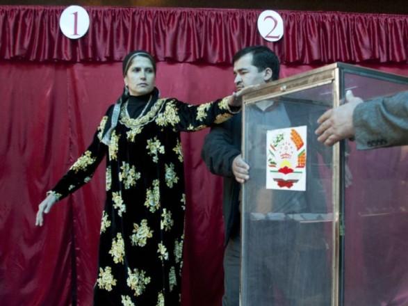 У Таджикистані пройшли парламентські вибори