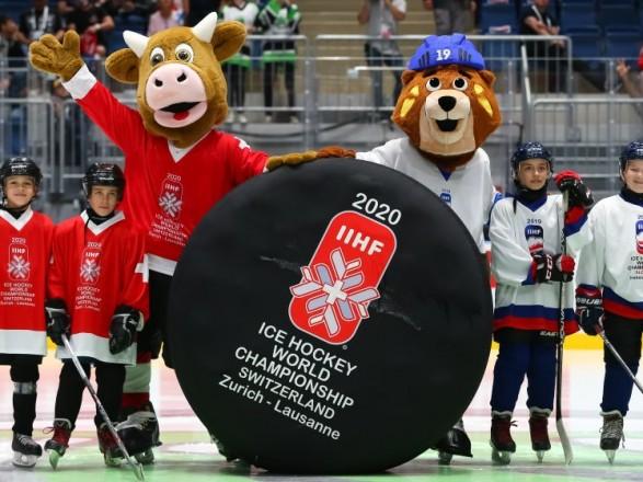 Епідемія коронавірусу: організатори ЧС-2020 з хокею у Швейцарії заявили, що турнір без глядачів – немає сенсу