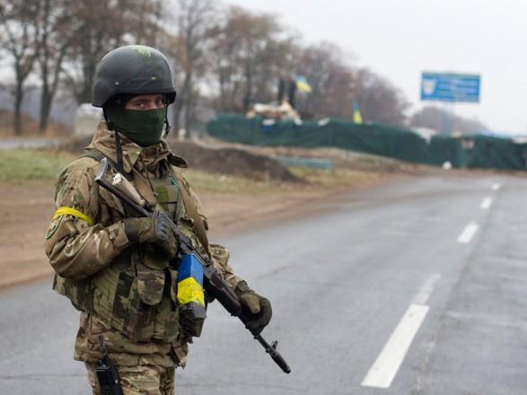 ООС: боевики 7 раз обстреляли украинские позиции, есть погибший и раненые