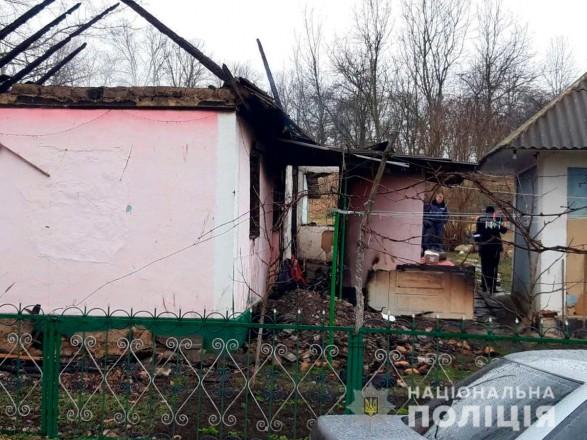 Гибель матери и ее трех малолетних детей в пожаре на Буковине квалифицировали как убийство