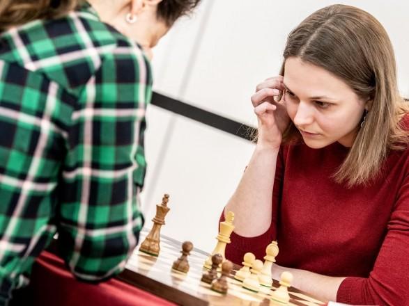 Сестры Музычук приблизились к лидерам этапа Гран-При ФИДЕ