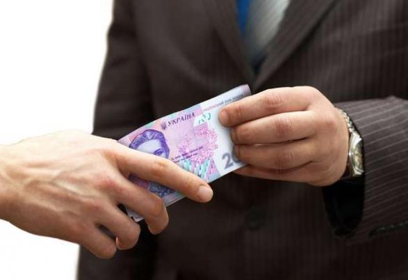 Прокурора запідозрили в одержанні 91 тис. грн хабара