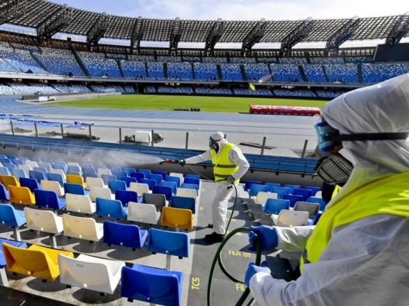 Пандемия коронавируса: в Европе остался один действующий футбольный чемпионат