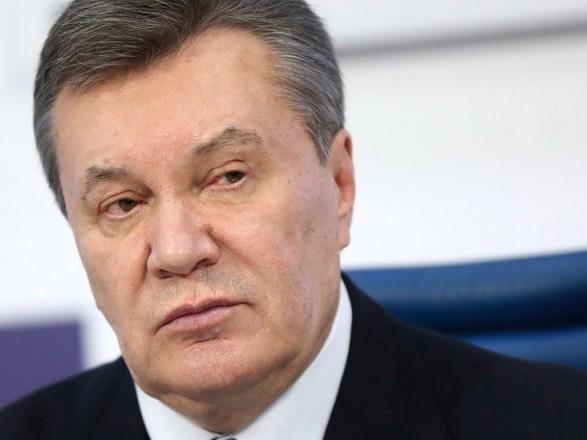 Суд перенес рассмотрение апелляции Януковича