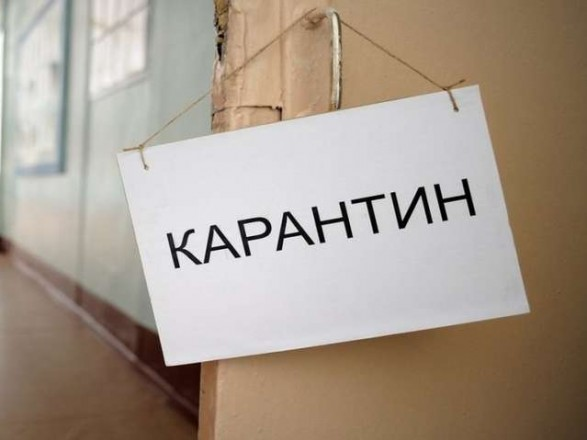 В Киеве из-за коронавируса на вход и выход закрыли все интернаты