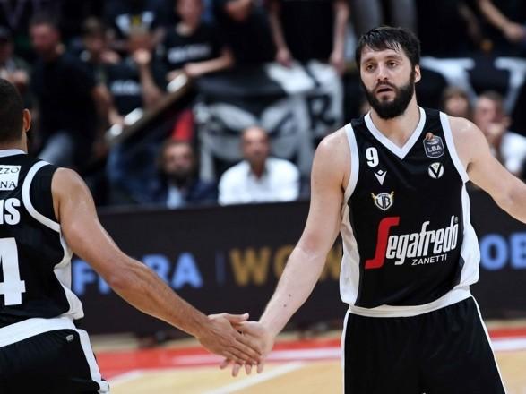 Лидер чемпионата Италии по баскетболу возобновил тренировки во время пандемии коронавируса