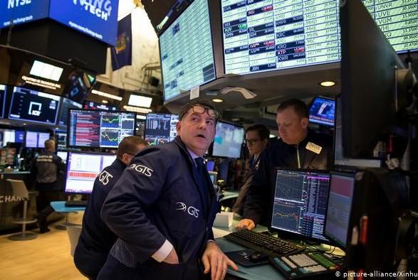 Индекс Dow Jones пережил наибольший рост за 90 лет