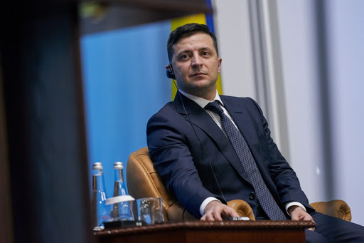 Зеленский провел телефонный разговор с президентом Азербайджана